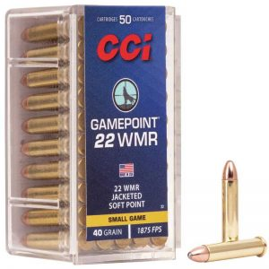 CCI GAMEPOINT .22 MAG