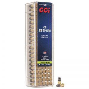 CCI .22 CB SHORT