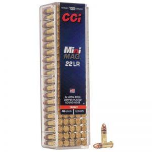 CCI MINI-MAG .22 LR /BRICK