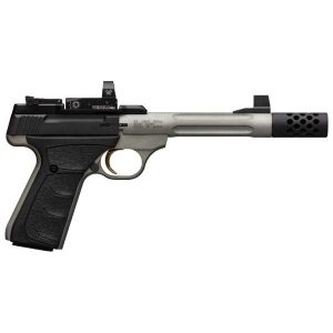 BROWNING BUCKMARK BLK/STS OPTIC .22