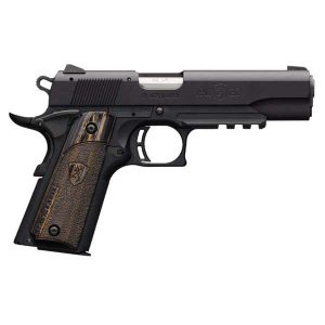 BROWNING 1911-22 A1 BLACK LABEL w/RAIL