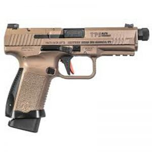 CANIK TP9 ELITE COMBAT FDE 9mm