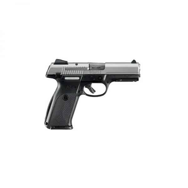 RUGER SR-9 9mm STAINLESS