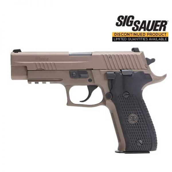 SIG P226 EMPEROR SCORPION 9mm