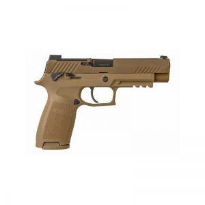 SIG P320 M17 M-S COYOTE 9mm