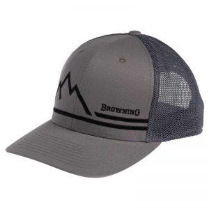 BROWNING MOUNTAIN PEAK GRY HAT