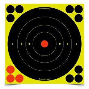 """BIRCHWOOD CASEY SHOOT-N-C ROUND 8"""""""