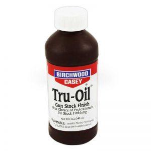 BIRCHWOOD CASEY TRU-OIL LIQUID 8oz.