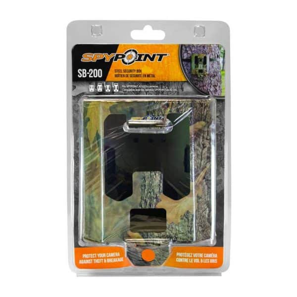 SPYPOINT-SECURITY BOX 42 LED