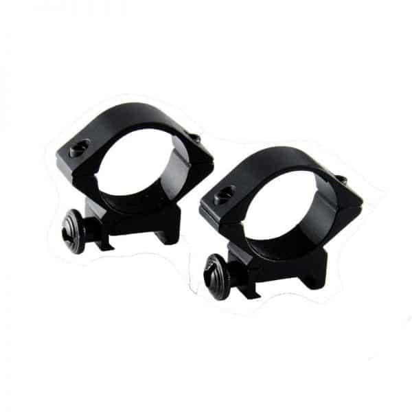 EXCALIBUR-SCOPE RINGS 30mm
