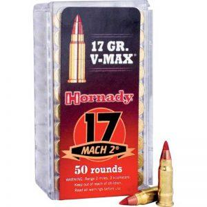 HORNADY .17 MACH-2 17gr.V-MAX
