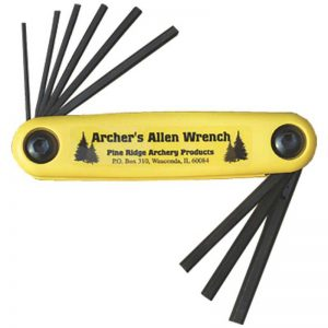 PINE RIDGE-WRENCH SET ALLEN XL