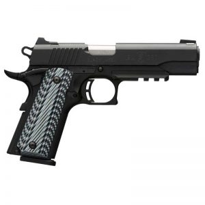 BROWNING 1911-380 BLACK LABEL PRO STS