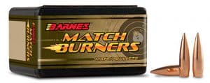 Barnes Match Burner Bullets