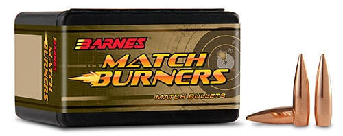 Barnes Match Burner Bullets