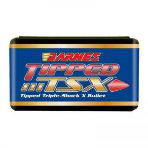 Barnes Tipped TSX Bullets