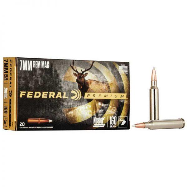 Federal Premium Rifle