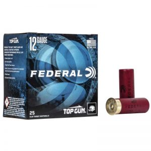 Federal Top Gun Target (1180 fps)