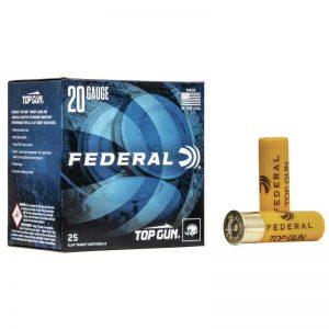 Federal Top Gun Target (1210 fps)