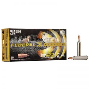 Federal Varmint & Predator