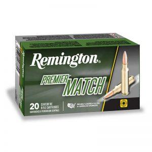 Remington Premier Match