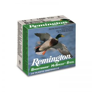 Remington Sportsman Steel