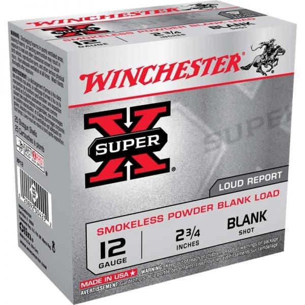 Winchester Super X Blanks