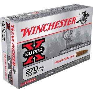 Winchester Super X Rifle Ammo