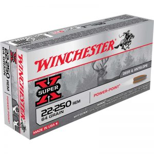 Winchester Super X Power-Point Rifle Ammo