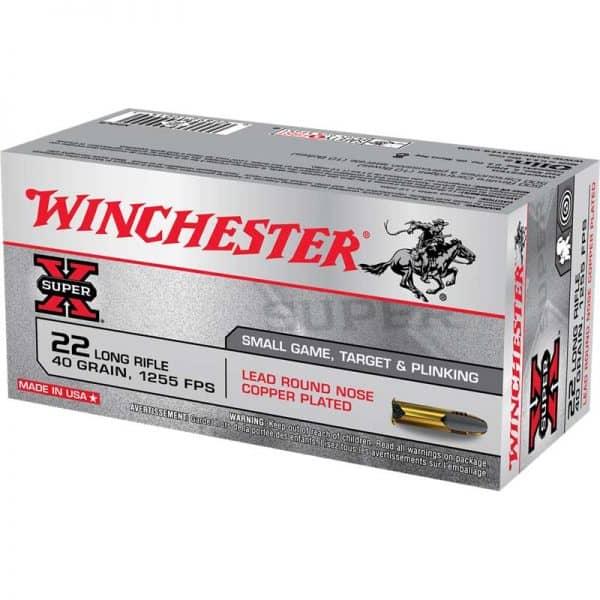 Winchester Super X Rimfire Ammo