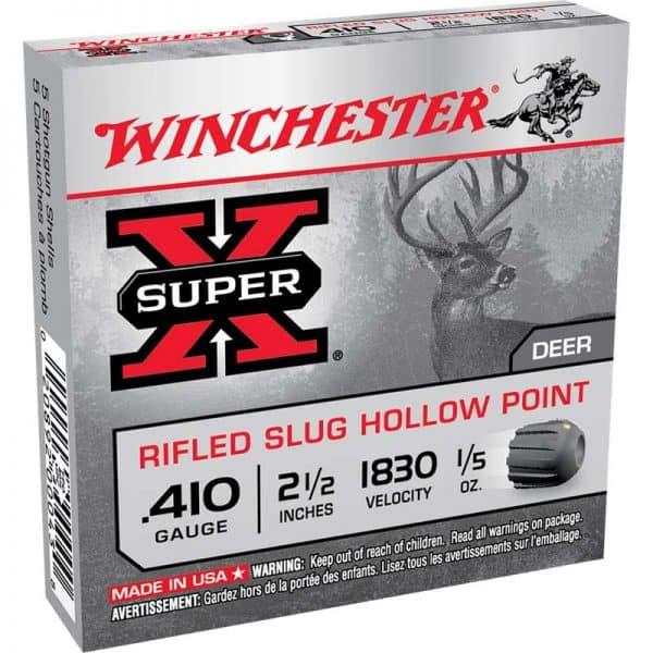 Winchester Super X Slugs