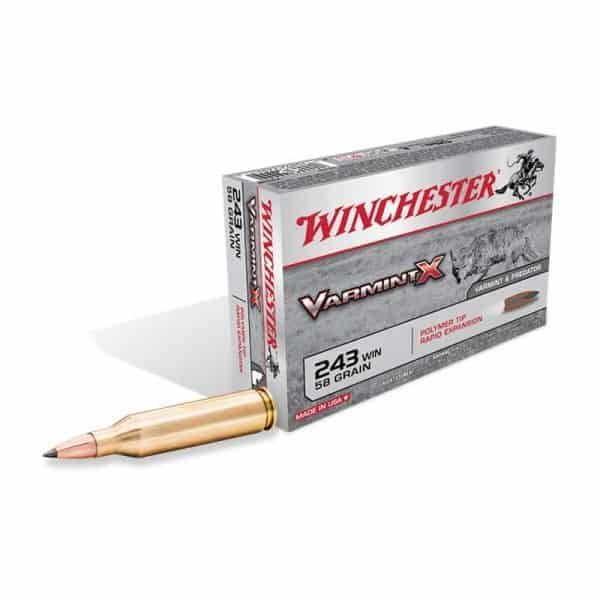 Winchester Super X Varmint Rifle Ammo
